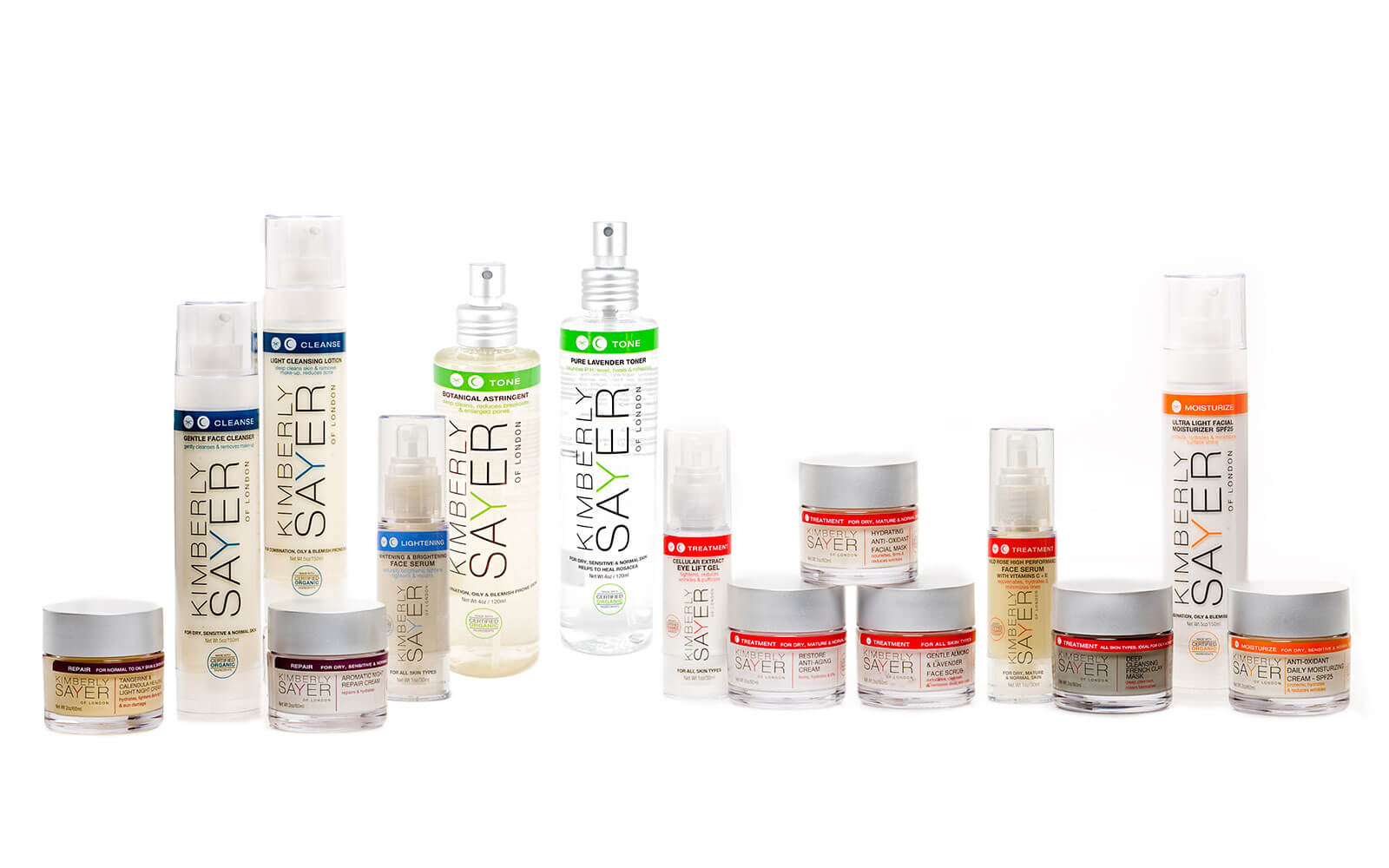 Award-Winning Organic Skin Care